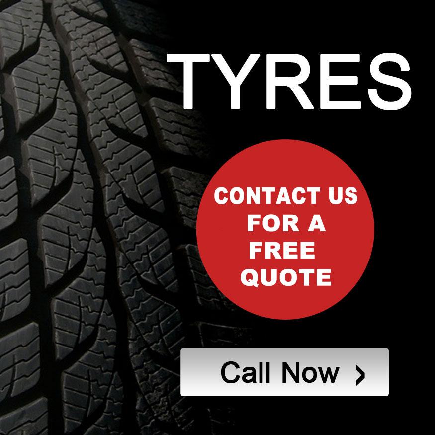 Services – Joe Quinn Tyres